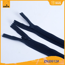 Großhandel 3 # unsichtbarer Reißverschluss mit Polyester Tape ZN20012