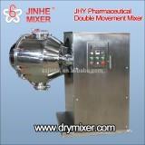 helical rotary tumble mixer