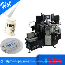 Automatische Tampondruckmaschine für LED-Lampe