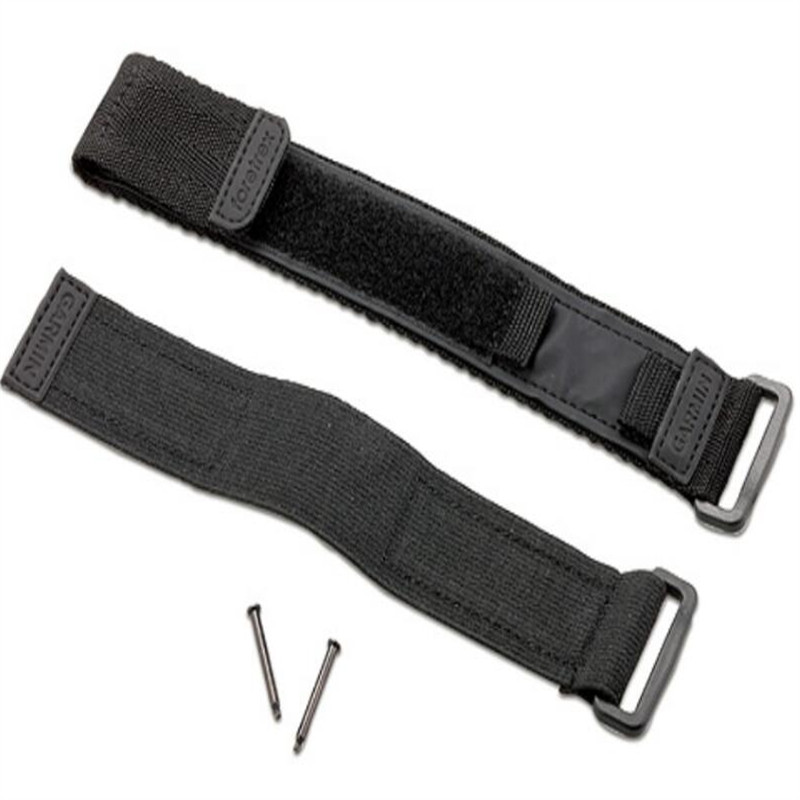 Elastic arm band with hook