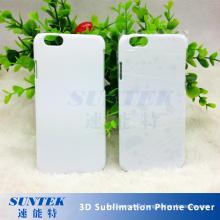 Plastic PC Heat Transfer 2D Cover 3D Sublimation Phone Case