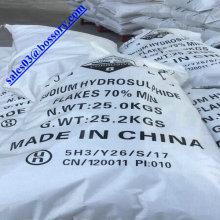 Hidrosulfuro de Sodio Químico Crudo