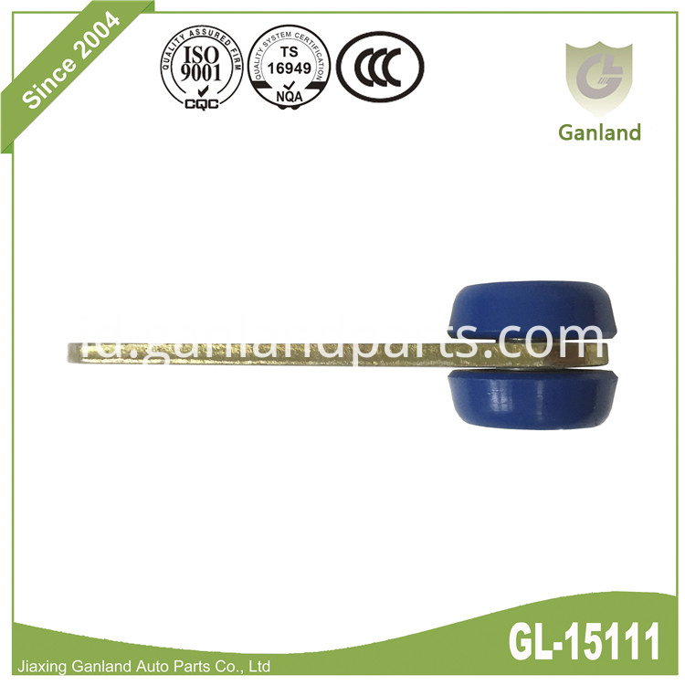Steel Curtain Track Roller GL-15111