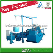 good quality cold rolled helical blade machine