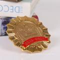 Venda de fábrica vários ouro de metal amplamente utilizado