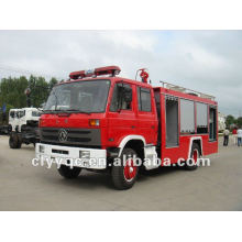 4*2 4t Dongfeng Water Tanker Fire Truck