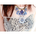 chunky chain Whosale tassel pearl necklace designs cheap pearl necklace