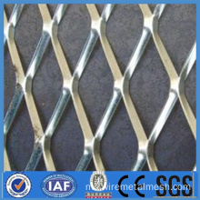 Micro Hole Copper Expanded Metal Mesh Strand Ketebalan