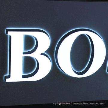 Ampoule / lumière / Leb allumées par lettre / LED de canal avant pour la publicité extérieure