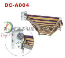 Modern awning , rain awning spare parts for window or door or balcony awnings