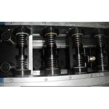 Bulded Подержанный конвейерный ремень с усиленным материалом Cross Rigid