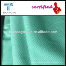 algodón spandex Sarga telas/95 5 tela spandex/algodón poliéster spandex tela de algodón