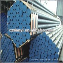 JIS G3454 st35.8 tubo de aço carbono sem costura