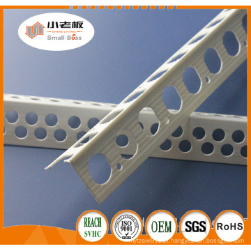 Talão de PVC / Protetor de plástico / Guarda de canto de plástico