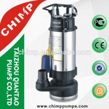 Bombas de água submersíveis série V 1.0hp com interruptor de bóia SPA6-28 / 2-1.1A