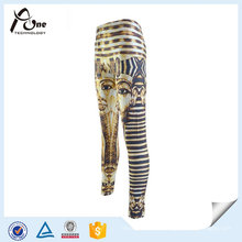 Custom Design Sublimation Printed Gym Pants