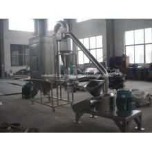 Secador de lecitinas VC lecitinas de acero inoxidable giro secador