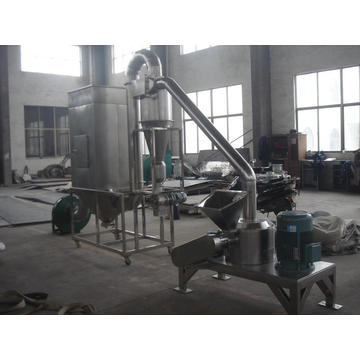 Spin Flash Dryer for Chemical Powder