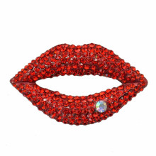 VAGULA The Latest Fashion Vermilion Vantasy Brooch