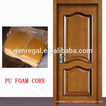 Thermal Interior PU foam core mdf melamine door