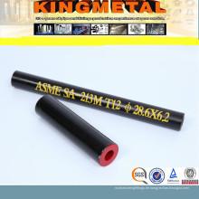 ASTM A519 P22 / P91 / T11 / 4140 Nahtlose Legierung Stahlrohr