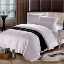 Top Qualität Weiß Bettwäsche für Hotel (WS-2016304)