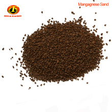 Manganese sand in water treatment