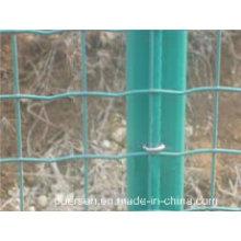 Euro Fence Fios De Arame / Holland Wire Mesh Fios De Euro