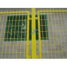Удобный монтаж каркаса фермы забор