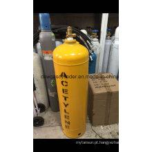 Qf-15A14 ISO3807 China Produzir Acetileno Cilindro