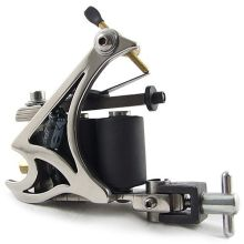 Handmade precision tattoo machine