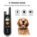 Coleira impermeável para treinamento de cães 100%