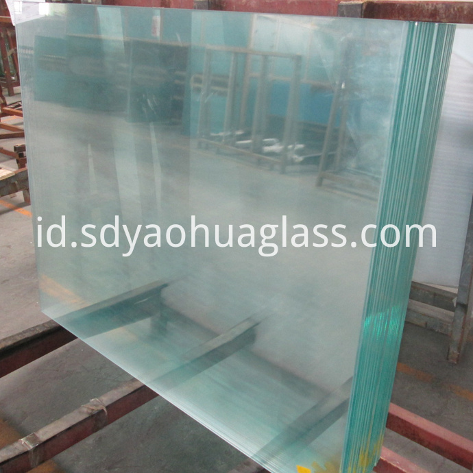 5mm Ultra Clear Tempered Glass