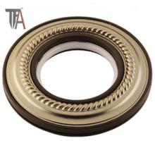 Circle Plastic Material Curtain Ring for Curtain Accessories