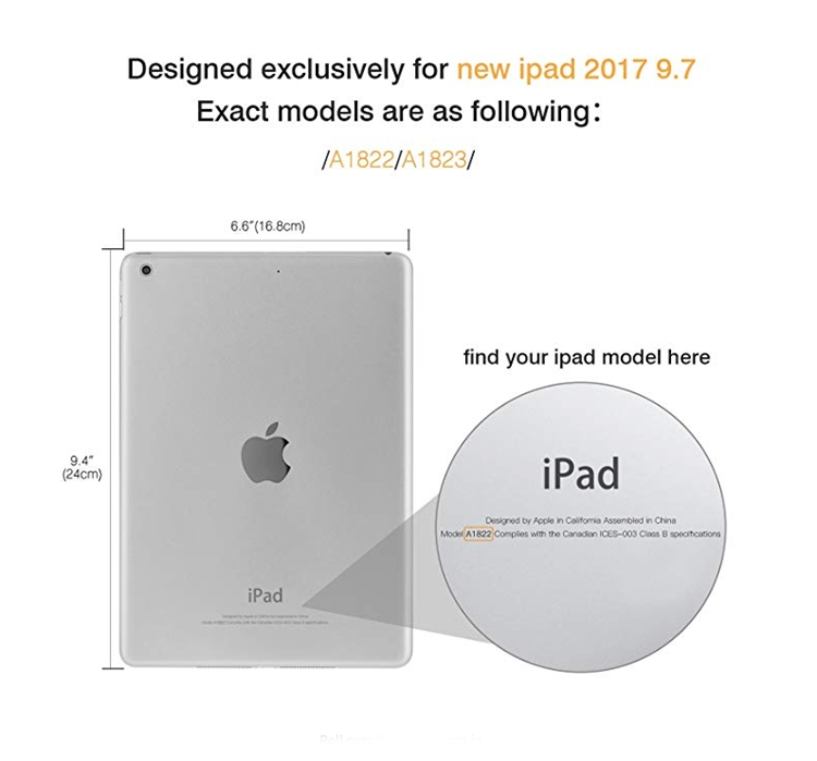 tpu case cover for ipad mini