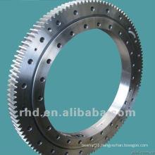 China teeth angular contact ball slewing bearing