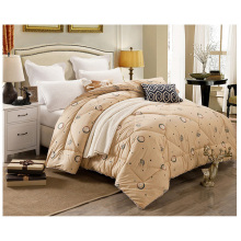 Cheap Price Colorful Printed Bed Quilt F1843