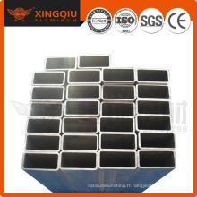 Extrusion en alliage à froid Aluminium Profils généraux