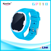 Kids watch tracker by GPS/LBS/WIFI