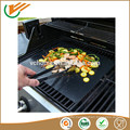 PFOA Free high temperature resistance teflon BBQ grill mat Non-sticky reusable set of 2 or 3 LFGB FDA certified