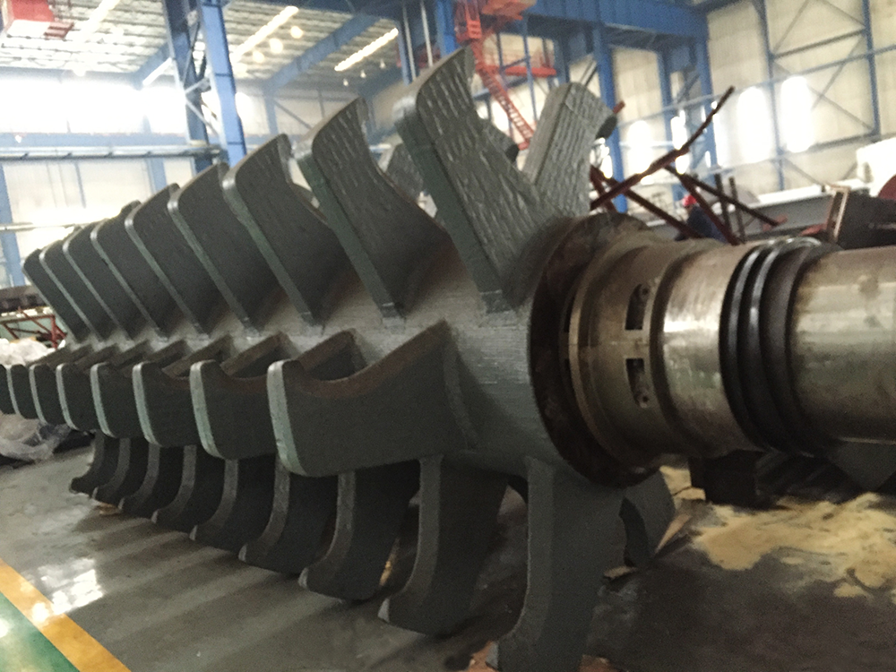 Chromium Carbide Sinter Crusher