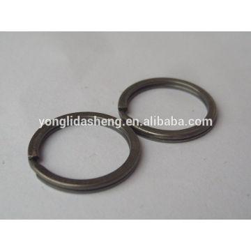 LOW MOQ varios accesorios de metal anillo de hardware con alta calidad