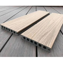 New production teak outdoor decking co-extrusion wpc decking,wood plastic composite deck,co-extrusion wpc wall clading
