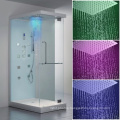 High Quality tempered glass Steam Room shower Cubicle