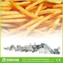 Fr-2000 Net Belt Linha de Produção Contínua de Fritura (porca de feijão, grãos, batatas fritas, batatas fritas, comida soprada etc)