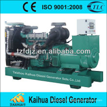 Hot sale!! 280kw volvo open type generator sets