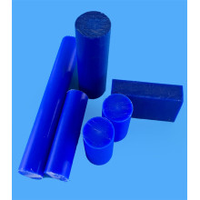 Blue Round Mc Cast Nylon Round Bar