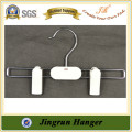 Reliable Quality Gold Plating Plastic Clips Hanger for Pants