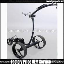 Chariot de golf de controle à distance