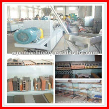 Wood-Plastic solid Flooring Profile Machinery